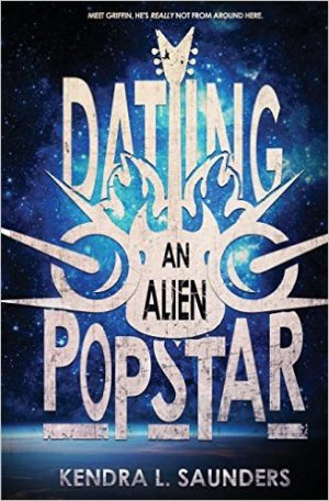Cover for Dating an Alien Pop Star