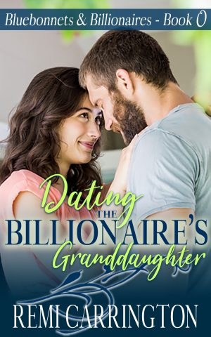 Cover for Dating the Billionaire's Granddaughter