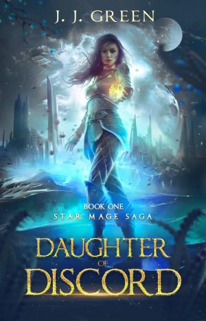 Cover for Daughter of Discord