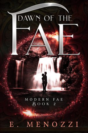 Cover for Dawn of the Fae