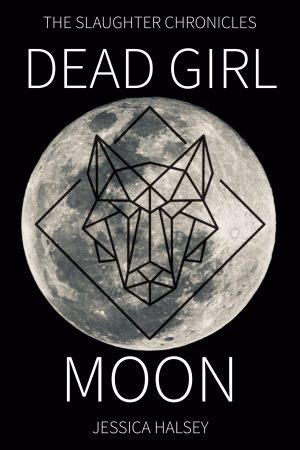 Cover for Dead Girl Moon