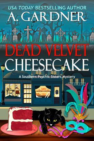 Cover for Dead Velvet Cheesecake