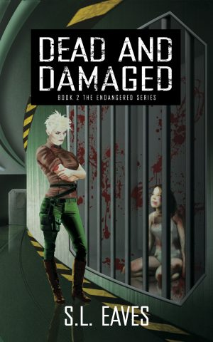 Cover for Dead and Damaged