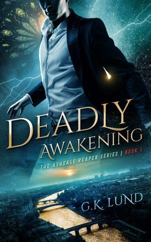 Cover for Deadly Awakening