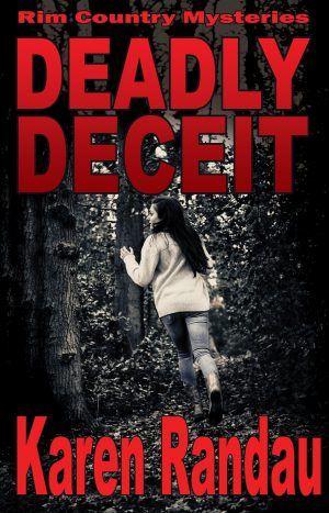 Cover for Deadly Deceit