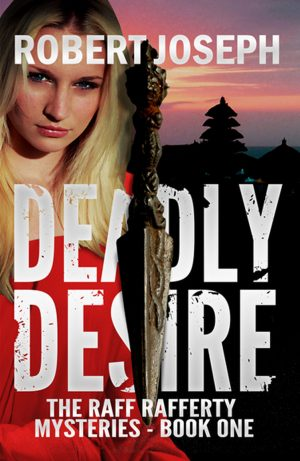 Cover for Deadly Desire