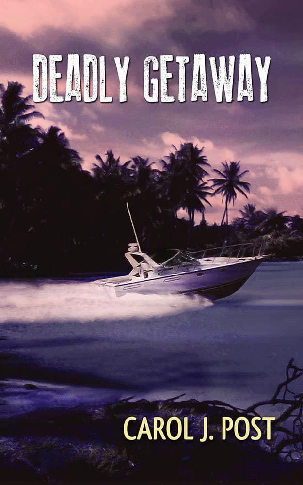 Cover for Deadly Getaway
