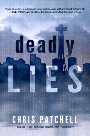 Cover for Deadly Lies