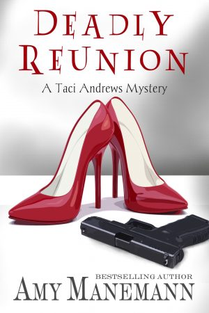 Cover for Deadly Reunion