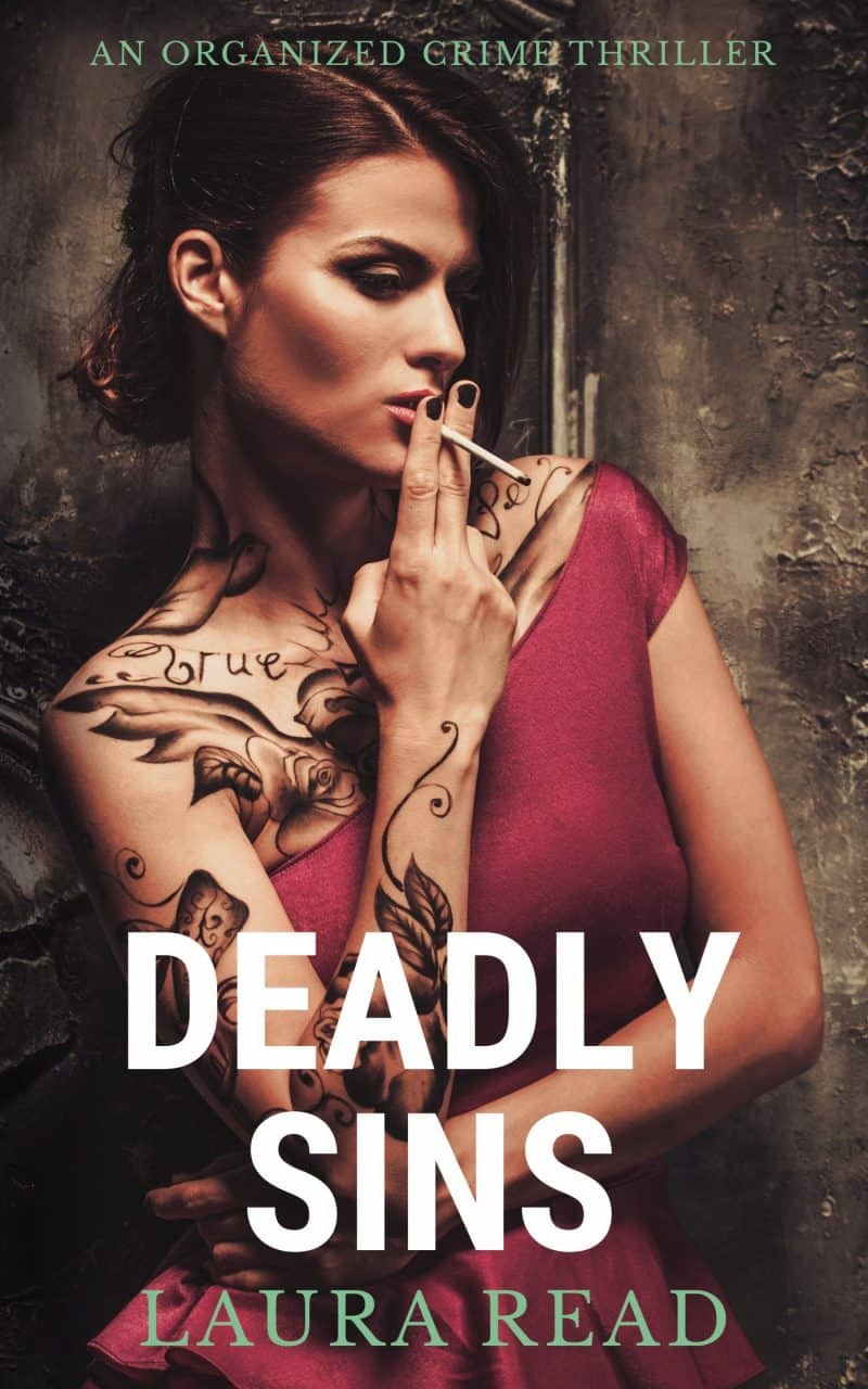 Cover for Deadly Sins