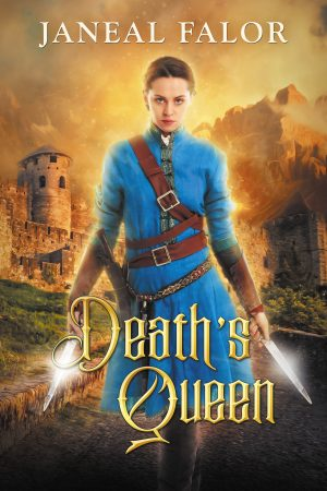 Cover for Death's Queen