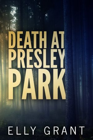 Cover for Death At Presley Park