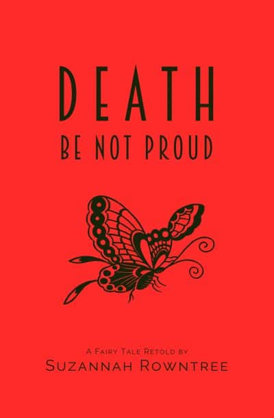 Cover for Death Be Not Proud