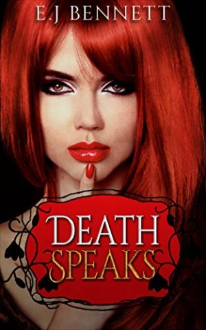 Cover for Death Speaks