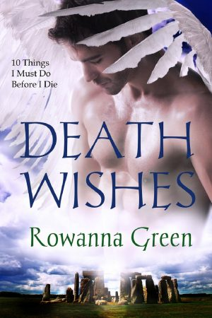 Cover for Death Wishes
