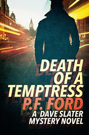 Cover for Death of a Temptress