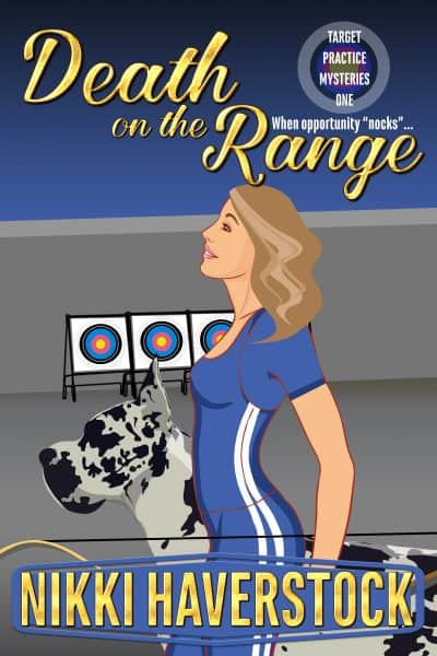 Cover for Death on the Range