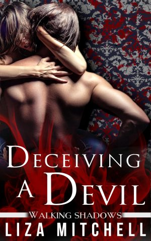 Cover for Deceiving a Devil