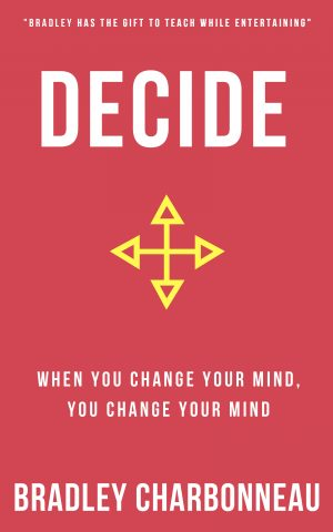 Cover for Decide