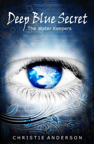 Cover for Deep Blue Secret