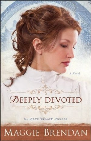 Cover for Deeply Devoted