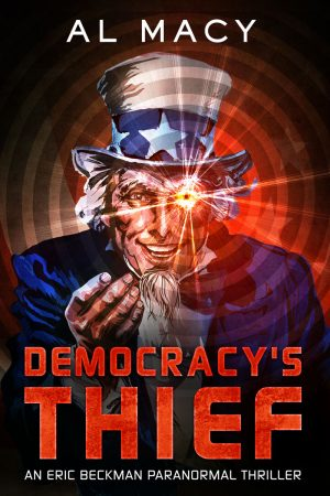 Cover for Democracy's Thief