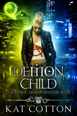 Cover for Demon Child