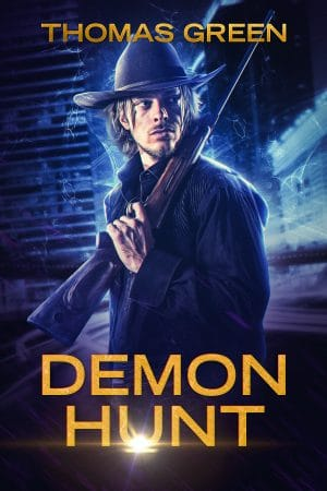 Cover for Demon Hunt