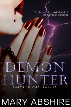 Cover for Demon Hunter