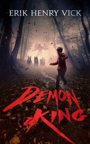Cover for Demon King