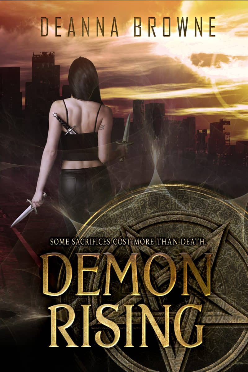 Cover for Demon Rising: Dark Rising Trilogy, Book 1