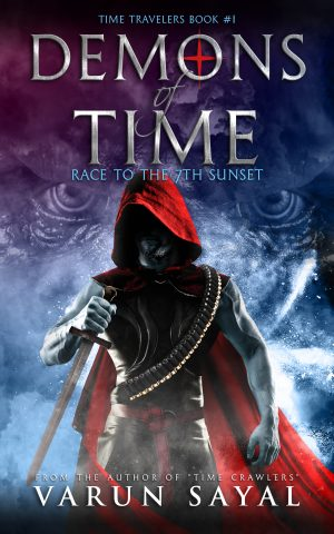 Cover for Demons of Time