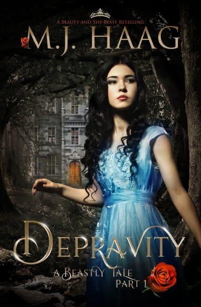 Cover for Depravity