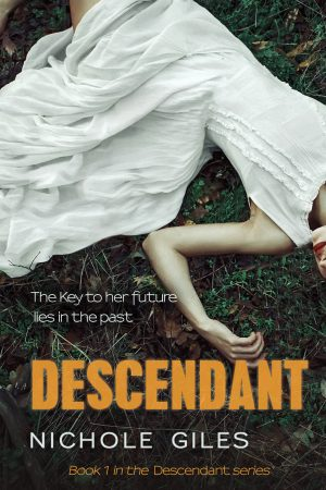 Cover for Descendant