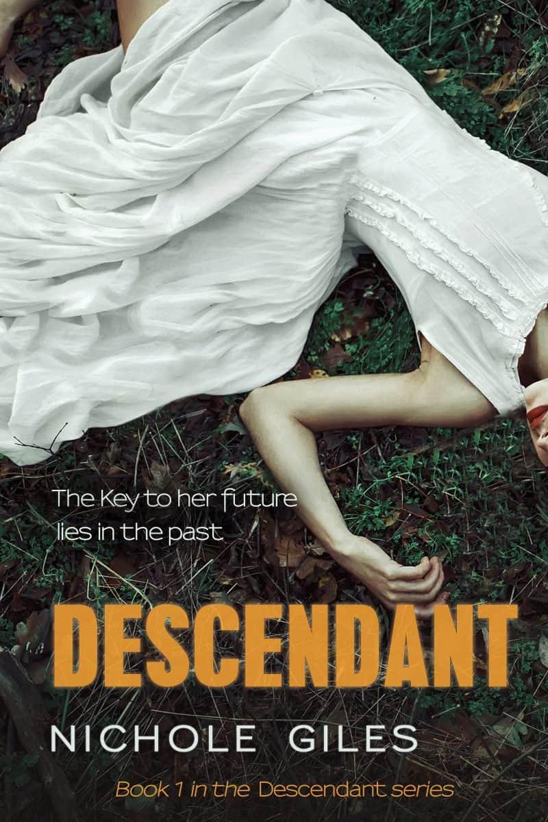 Cover for Descendant