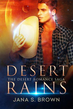 Cover for Desert Rains
