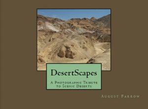 Cover for DesertScapes: A Photographic Tribute to Scenic Deserts