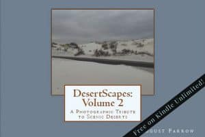 Cover for DesertScapes: Volume 2: A Photographic Tribute to Scenic Deserts