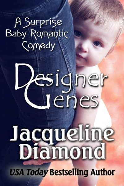Cover for Designer Genes