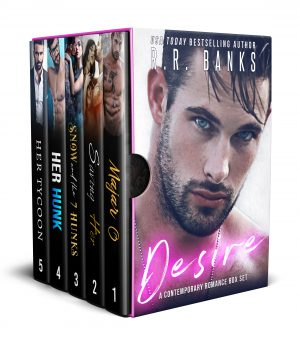 Cover for Desire