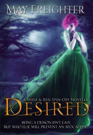Cover for Desired