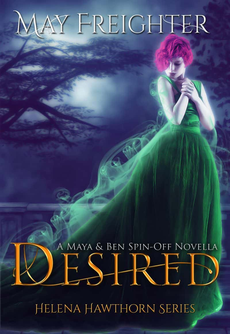 Cover for Desired: Maya & Ben's Spin-off novella