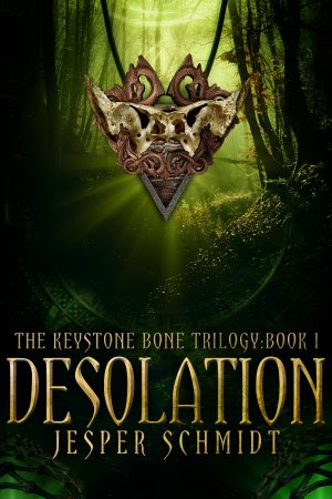 Cover for Desolation