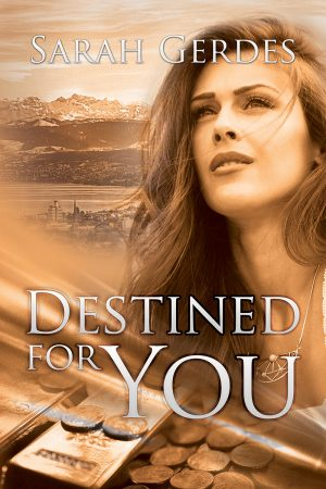 Cover for Destined for You