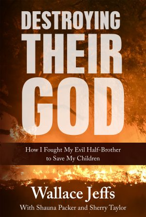 Cover for Destroying Their God