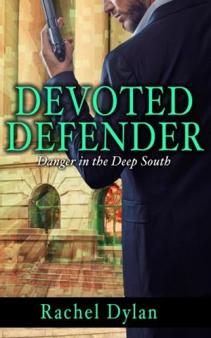 Cover for Devoted Defender