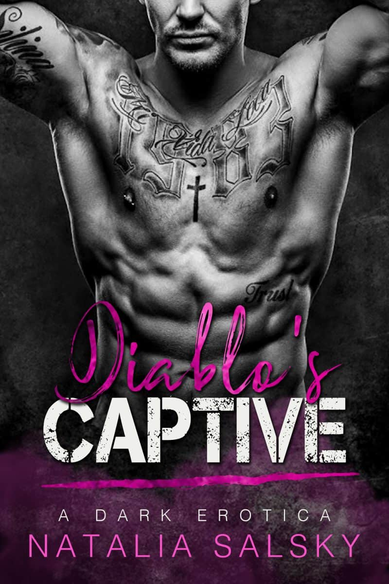 Cover for Diablos Captive