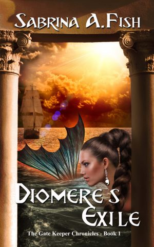 Cover for Diomere's Exile
