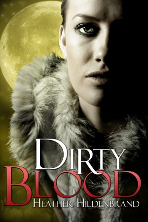 Cover for Dirty Blood