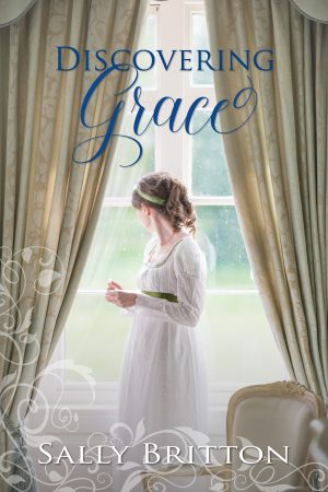 Cover for Discovering Grace